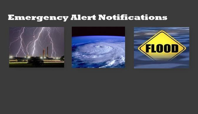 Register for Emergency Alerts